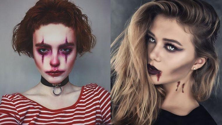 Halloween Makeup Devil.Glam Devil Halloween Makeup Tutorial Easy 2